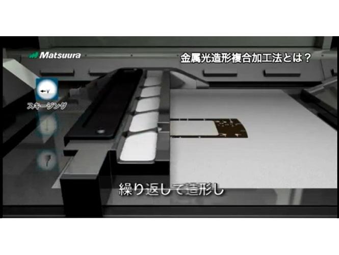 次世代のモノづくりを 松浦機械製作所様