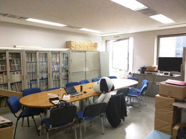 福井青年会議所事務局風景